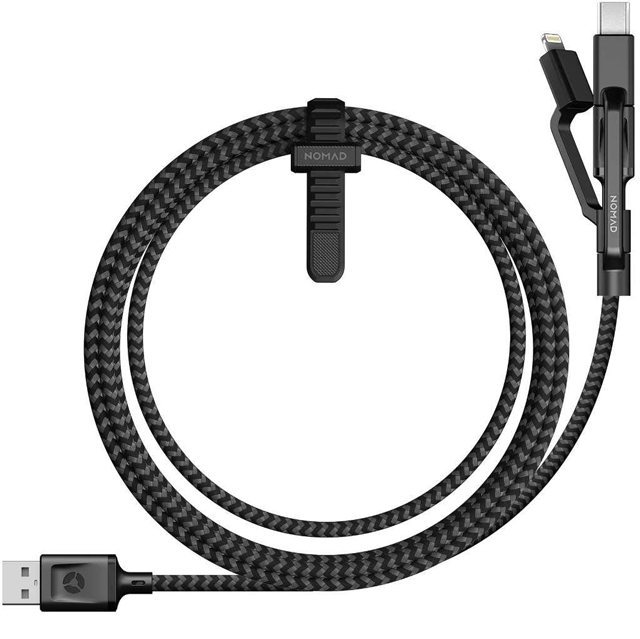 Bring One Cable: Nomad Universal Cable