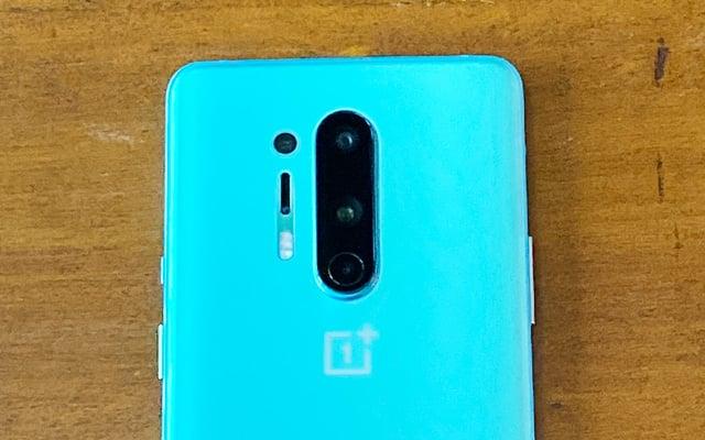 OnePlus 8 Pro cameras