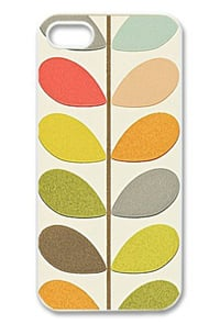 Orla Kiely iPhone 5 Case Wallet