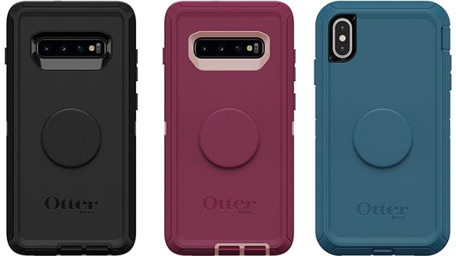 Otter + Pop Defender series