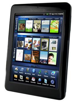 Pandigital Novel Black