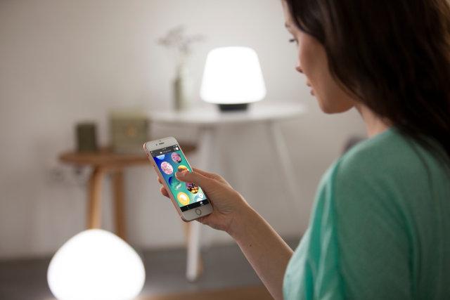 Philips Hue gen 2 app