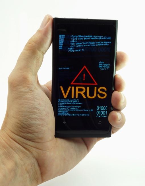 Phone Virus