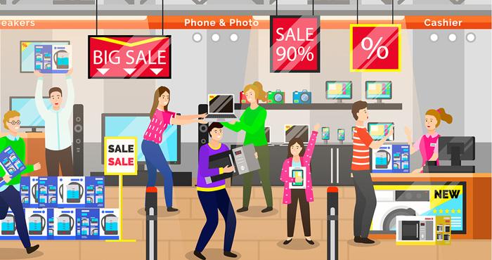 Best Black Friday Deals on Smartphones, Smartwatches, Cameras, and Headphones