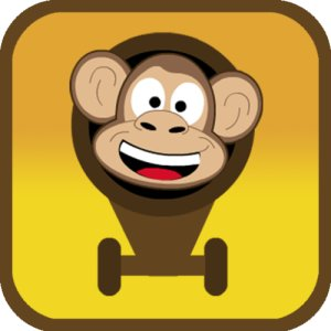Preschool Canonball Monkey