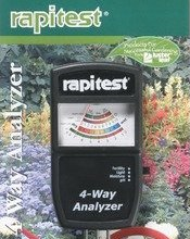 Rapitest Soil Analyzer