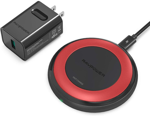 Charge Wirelessly: RavPower RP-PC034 Fast Charger