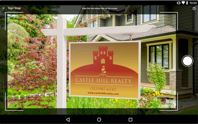 Realtor.com Visual Search App