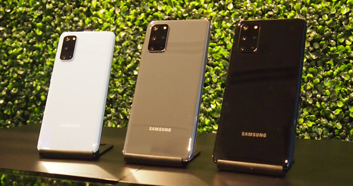 First Look: Samsung Galaxy S20, S20+ and S20 Ultra