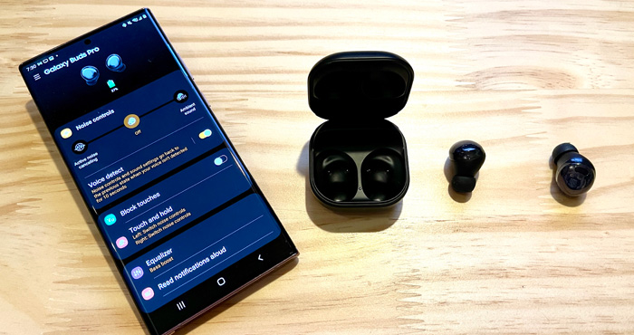 Review of the Samsung Galaxy Buds Pro