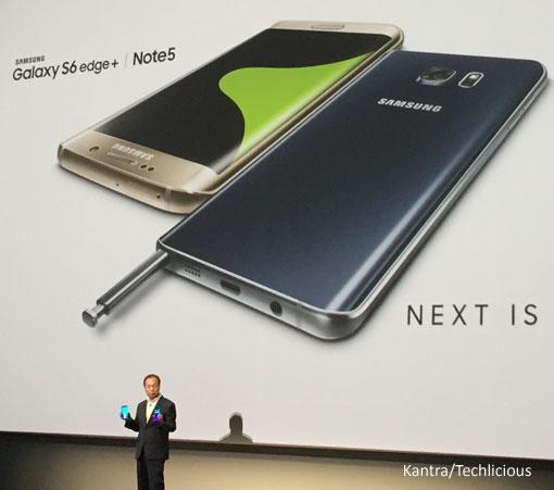 Samsung Galaxy launch event