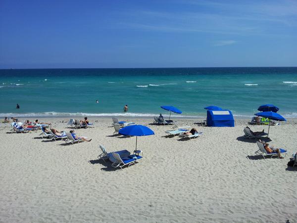Samsung Galaxy Note beach shot