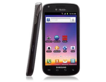 Samsung Galaxy S Blaze 4G on T-Mobile