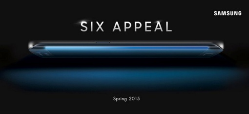 Samsung Galaxy S6 teaser image