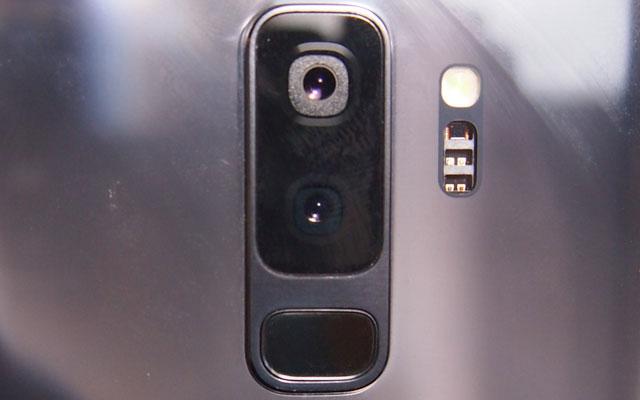 Samsung Dual Aperture camera