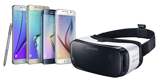Latest edition of Samsung Gear VR
