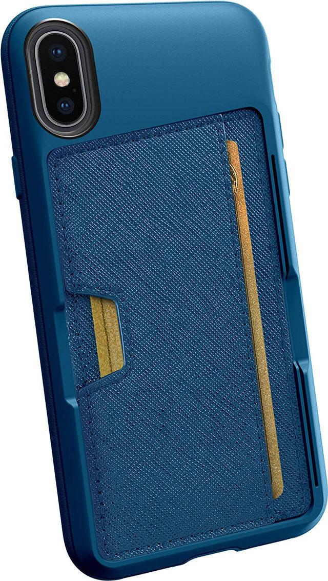 Silk iPhone CM4 Q Card Case