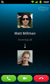 skype free im and video call app download