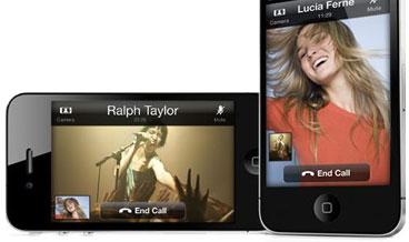 Skype on iPhone