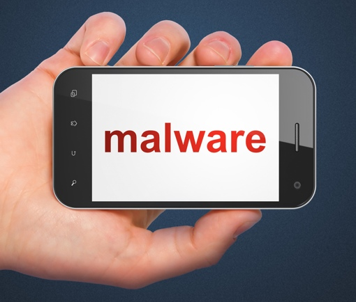 Malware on smartphone