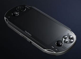 Sony NGP front