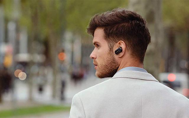 WF-1000XM3 noise-canceling true-wireless earbuds
