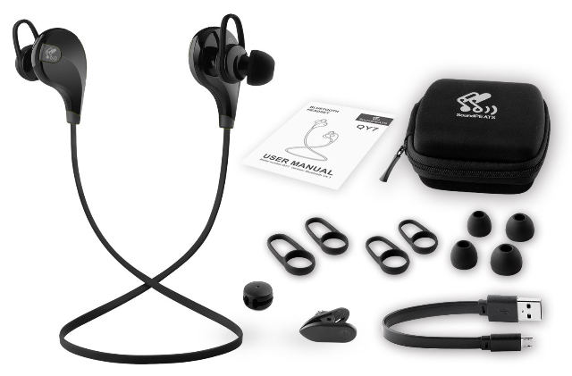 7 great bluetooth headphones under 50 techlicious. Black Bedroom Furniture Sets. Home Design Ideas