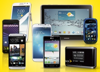 Sprint devices