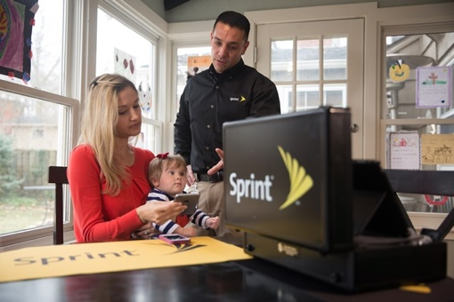 Sprint Direct 2 You Phone Delivery Service