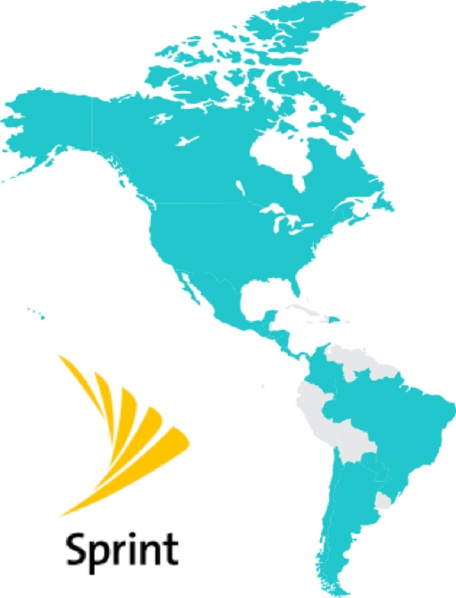 Sprint Open World: Free Calling, Text and Data When Roaming ...