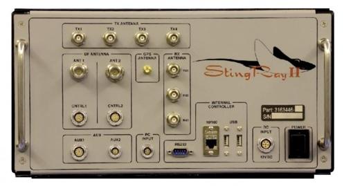 StingRay II cell site simulator