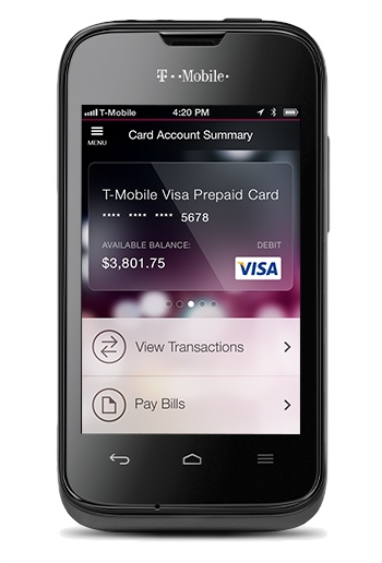 T-Mobile Mobile Money app