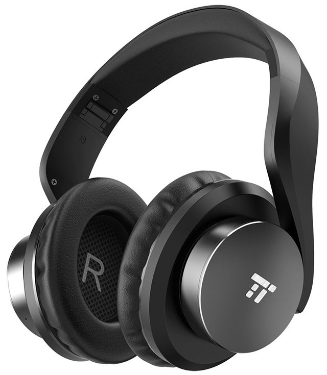 TaoTronics over-ear Bluetooth headphones
