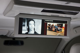 Toyota S 2011 Sienna Delivers Big Screen Entertainment To
