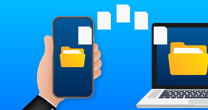 How to Share Files Between Your Android Phone & Windows PC with Bluetooth