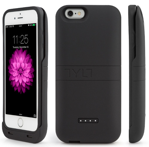 Tylt Energi Sliding Power Case for iPhone 6