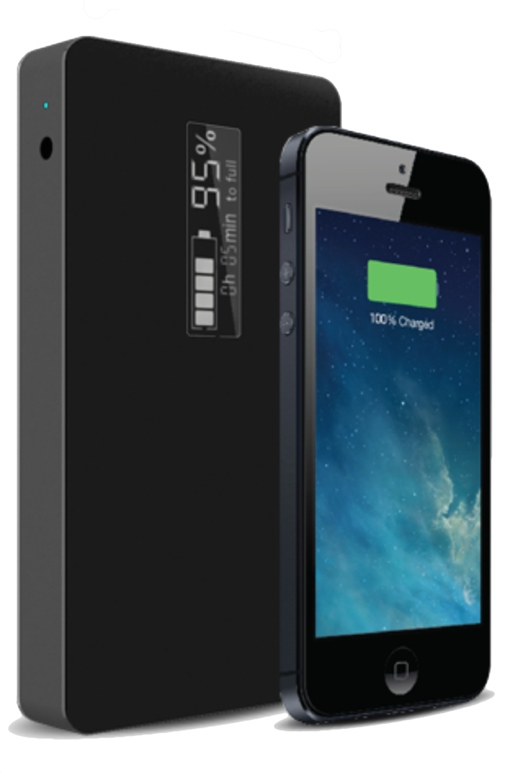 uNu Ultrapak portable battery