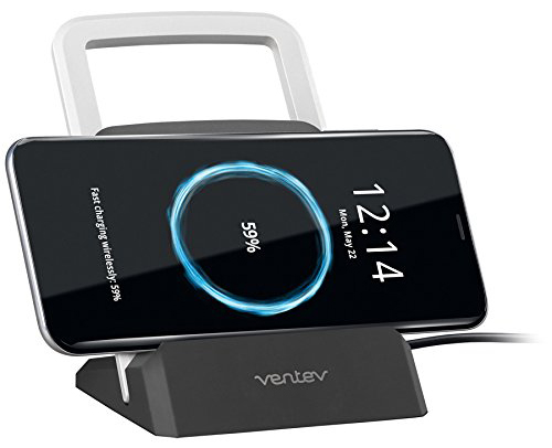 Charge Wirelessly: Ventev Wireless Chargestand