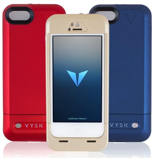 Vysk EP1 Everyday Privacy Case