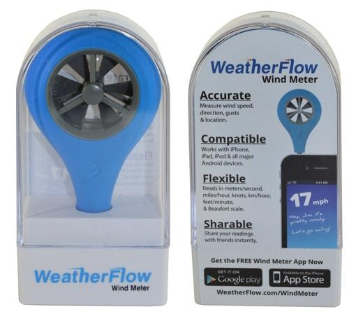 WeatherFlow Wind Meter