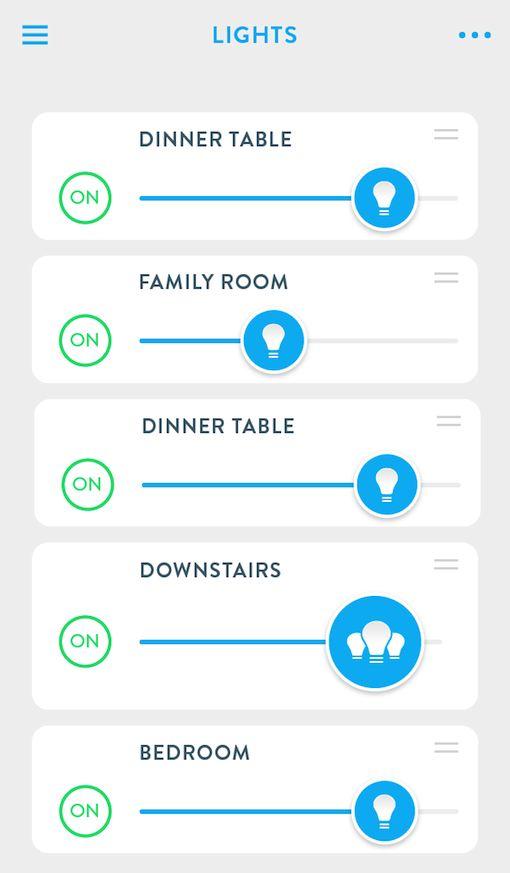 Home Depot Wink app