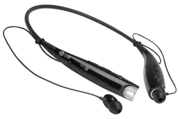 LG Tone+ Bluetooth Headphones