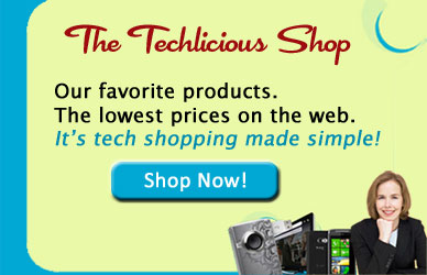 Techlicious shop - our favorite products, the lowest prices on the web