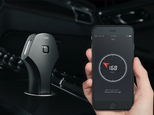 Zuz Smart Car Charger and Locator