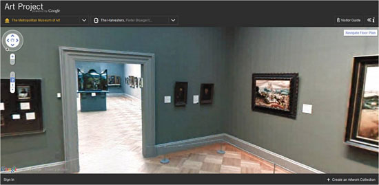 Google Art Metropolitan Museum of Art