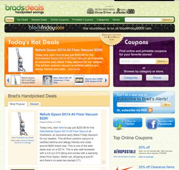 BradsDeals.com