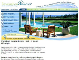 DestinationVillas.com