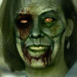 Zombie Suzanne Kantra