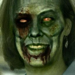 Zombie Suzanne Kantra
